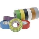 VDE-PVC-Isolierband, schwarz Stärke=0,15mm, Breite=15mm,