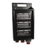 Verteiler Prismo mit Gerätestecker 63A, IP20