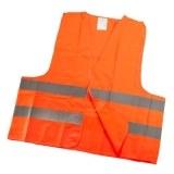 Warnweste orange nach DIN EN 471, Klasse 2