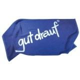 gut drauf-Handtuch 50 x 100 cm reflexblau, Richsoft (600gr)