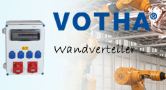 VOTHA Wandverteiler - Made in Germany